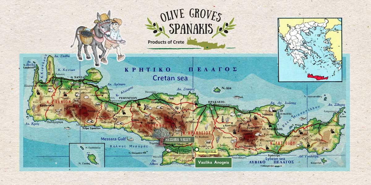 crete map med